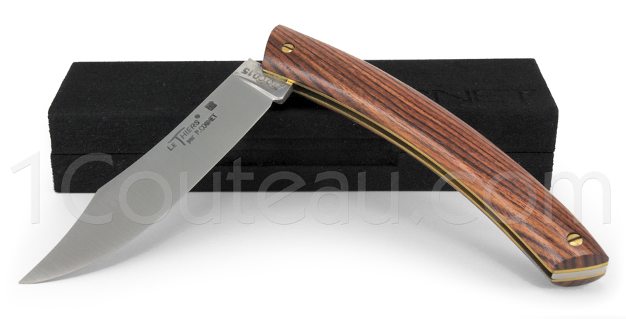 Le Thiers Knife Rosewood handle