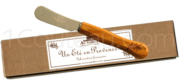 Gift box: Butter knife, A summer in Provence