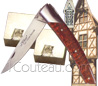 PIROU Le Thiers pocket knife by Goyon-Chazeau  Amourette handle